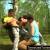 Trio fudendo no parque