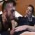 Novinho dando de mamar pro gay