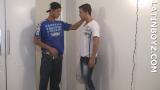 Meninos transando no apartamento