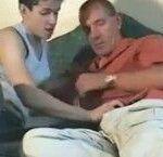 Papai e o novinho