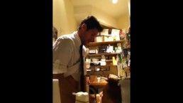 Amador Sexo no depósito do escritório hétero pegando o estagiário