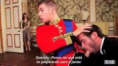 Principe transando em video porno gay grátis