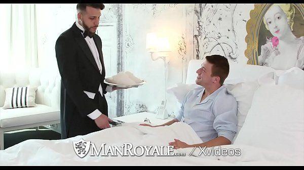 Foda gay deliciosa com mordomo da sua casa