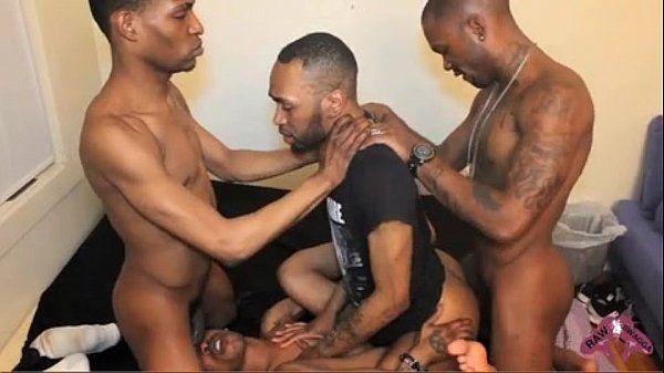 Suruba dos negros