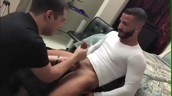 Moreno safado comendo o cu de seu parceiro acabou no xvideos