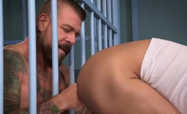 Sexo dentro da prisão
